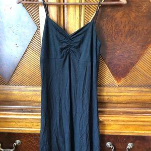 Express black small dress